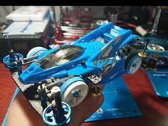 Thunder shott mk.Ⅱ「blue&white」