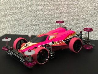 ピンク★ファイヤードラゴンJr. リメイク