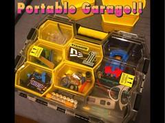PORTABLE GARAGE