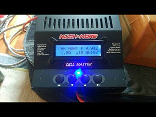 充電器40台目マッチモア セルマスター
