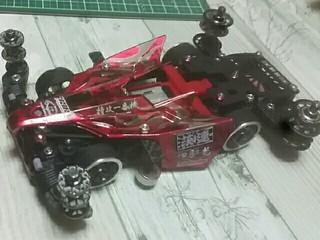 俺のフレキ!!( ̄−ω− ̄)