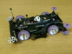 6.2号車:デクロス無加工車(MA)