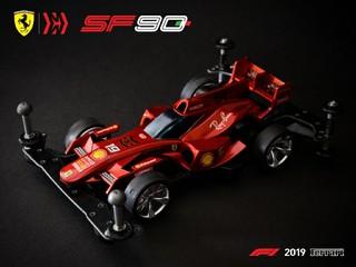 Ferrari 2019 SF90 & 2017 SF70H