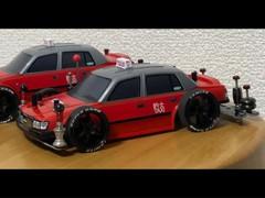 香港レーシングタクシー シャコタン&ノーマル 公式レース用
