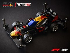 RedBull RACING 2019 RB15