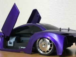 スーパーハードローハイトペラタイヤ 23㎜製作
