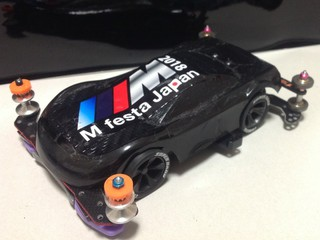 BMW M3 TRF
