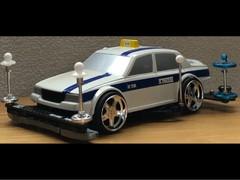 香港レーシングタクシー★15マジェスタ風・VIP個人タクシー