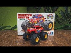 monster beetle junior