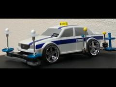 香港レーシングタクシー★15マジェスタ風・個人タクシー仕様