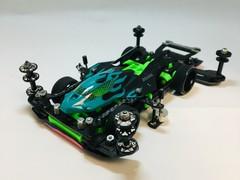 サンダーショットJr. cobalt green