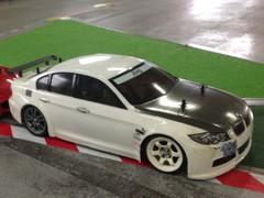 BMW 320si E90 TAMIYA RC 1/10