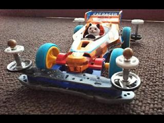 長女専用 S2 CAT RACER