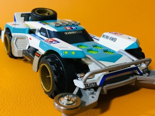HEXAGONITE SUPER RALLY RACER