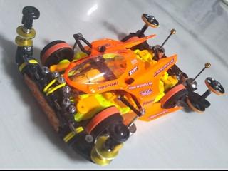 サンショーオレンジMSフレキ3号機