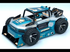 HEXAGONITE concept Aero Buggy