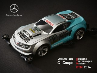 DTM 2014 Mercedes AMG C-Coupe