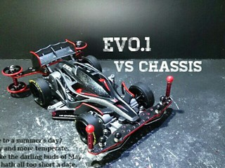 005 VS Evo.1. (無改裝,観賞用)