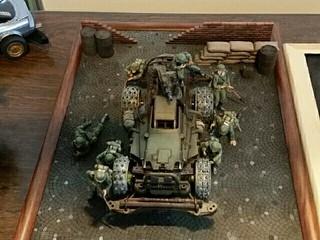 ホットショットⅡ号戦闘車両