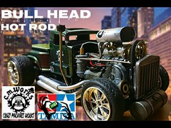 BULL HEAD Hotrod カスタム