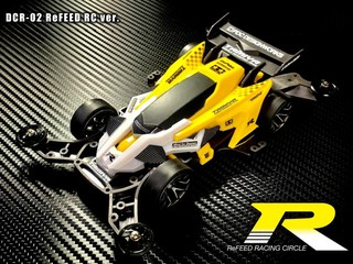 DCR-02 ReFEED RC ver.