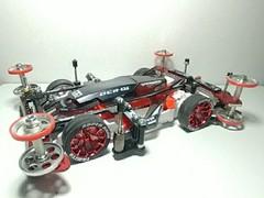 DCR-01 デクロスクリアーブラック(Past car)
