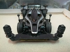 Avante' Black special custom