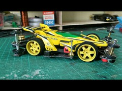 DCR 02 MA Chasis