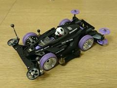 6号車v3.0:デクロス無加工車(MA)