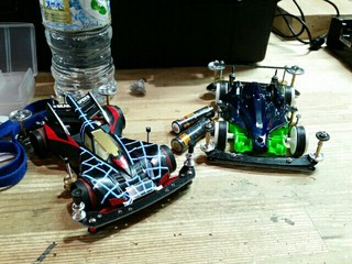 BEAK SPIDER & AVANTE Mk.Ⅲ