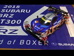 ライキリ スバルBRZ スーパーGT  GT300 仕様