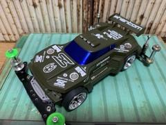 ヘキサゴナイト WRC仕様