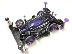 DCR-01 CLEAR BLACK