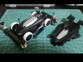 デクロスDCR-01 サイマス・バレル仕様