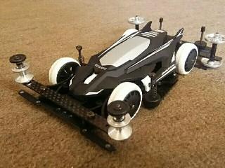 デクロスDCR-01 Black special