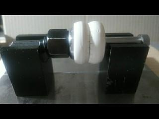 理想的なペラタイヤを造る治具
