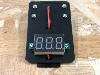 自作!電圧測定器