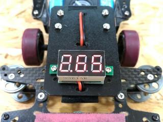 自作 電圧測定器