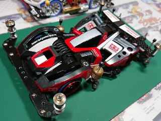 ガンブラスター ●●ZOO Racing風!?