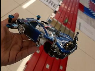 Racer Jr TRF # Hyper Throttle