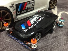 BMW M3 TRF TECH-M Mfesta 仕様