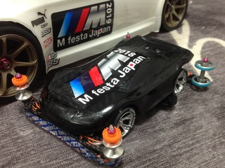 BMW M3 TRF TECH-M Mfesta 仕様