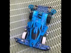 青いファイヤードラゴン