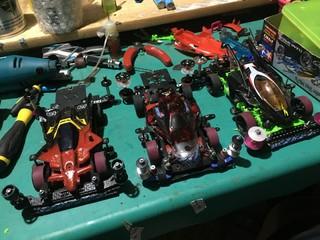 MS chassis : Rai / Lai / Han