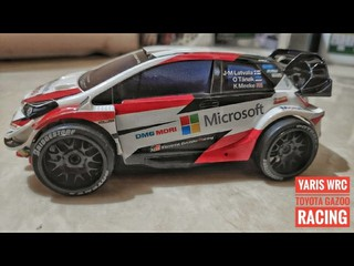 Toyota Yaris WRC Gazoo