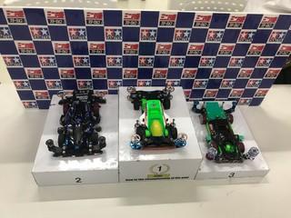 おもちゃのポッポ定期レース参戦