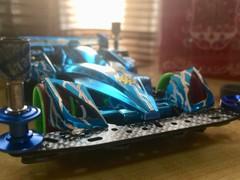 ブルーメタルサイクロン