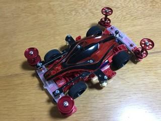 2019 J-CUP用 MAテスト車