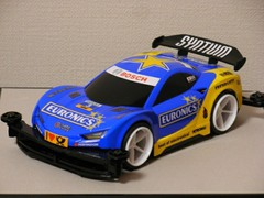 RAIKIRI DTM RACER
