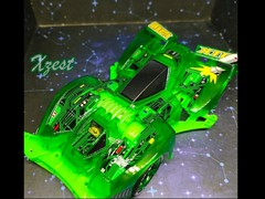 Gun Bluster XTO Green Special